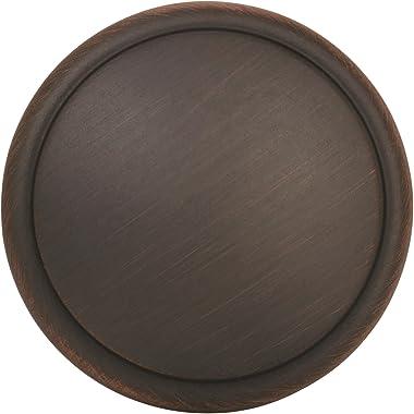 Amerock BP53012ORB Allison Value 1-1/4 Inches (32 mm) Diameter Oil-Rubbed Bronze Cabinet Knob
