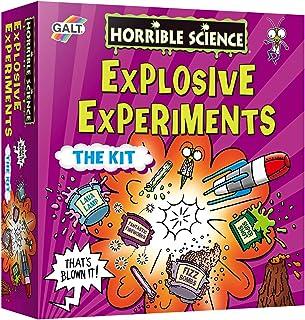 Galt Horrible Science - Explosive Experiments,Science Kit