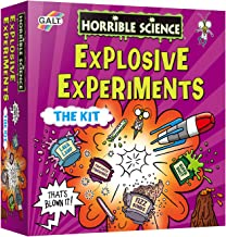 Galt Horrible Science - Explosive Experiments,Science Kit