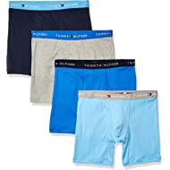 Tommy Hilfiger Men's Cotton Classics 4-Pack Boxer Brief