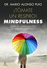 ¡Tómate un respiro! Mindfulness: El arte de mantener la calma en medio de la tempestad (FUERA DE COLECCIÓN Y ONE SHOT)