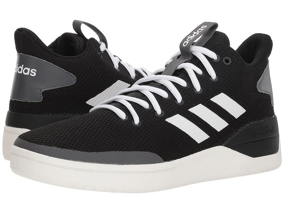 adidas Basketball 80s (Black/White/Grey Five) Men
