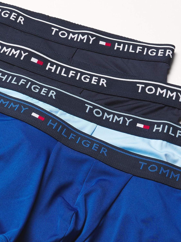 Tommy Hilfiger Men's Underwear Microfiber Multipack Trunks