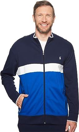 Polo Ralph Lauren Big & Tall Interlock Long Sleeve Knit