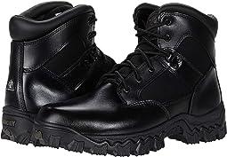 "Alpha Force Waterproof 6"" Public Service Soft Toe Boot"