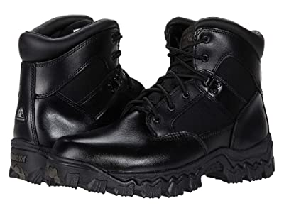 Rocky Alpha Force Waterproof 6 Public Service Soft Toe Boot