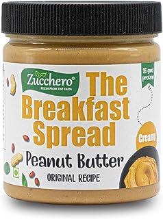 Zucchero Peanut Butter, Creamy, 200 GMS (Original Recipe)