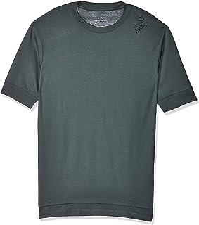 Armani Exchange Mens 3GZTLG T-Shirt, Green (Urban Chic 1839), X-Large