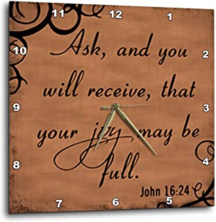 Best bible saying clocks Reviews