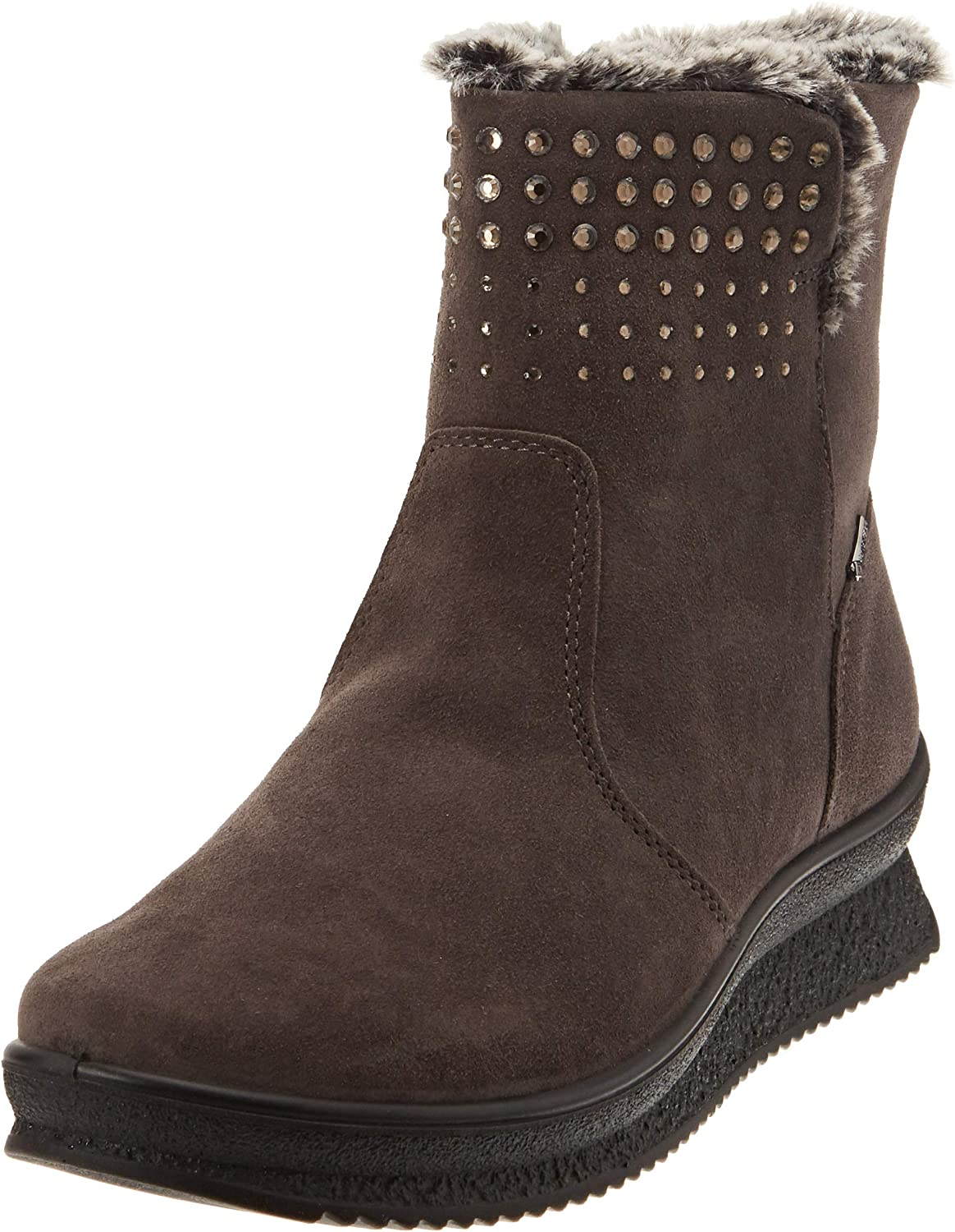 Chicago Mall Latest item IGICo Women's Dkngt Ankle Boots 21670