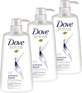 Dove Nutritive Solutions Conditioner Intensive Repair  3 x 640ml