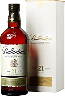 "Ballantine""s 21 Years Old Blended Scotch Whisky mit Geschenkverpackung 1 x 0.7 l"