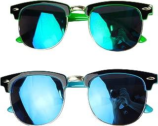 KD3144 Metal plastic Retro 80s Sunglasses Kids & adults sizes available
