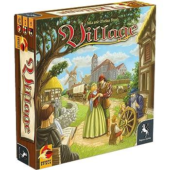 Pegasus Spiele 54510G - Village (eggertspiele)