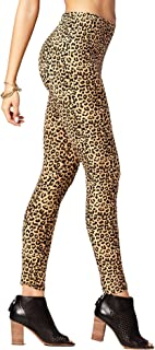 high waisted cheetah print leggings