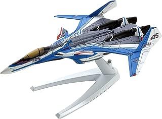 Mecha Collection Macross Series Macross Delta VF-31J Siegfried Fighter Mode Hayate Immelman Type Plastic Model Complete Figure Airplane Aircraft Arad Molders Plane Plastic Toy Bandai