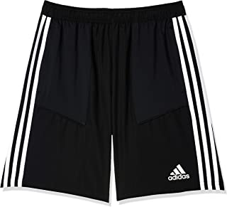 adidas TIRO 19 Woven, Pantaloncini Bambini, Black/White, 7-8A