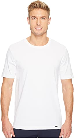 Hanro - Living Short Sleeve Crew Neck Shirt