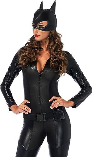 wholesape barato Leg Avenue mujer cautivadora de la la la delincuencia Fighter disfraz para adultos  elige tu favorito