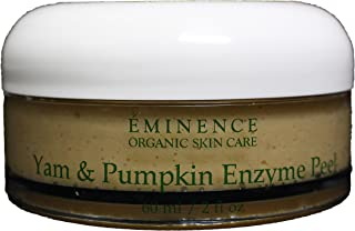 Eminence Yam and Pumpkin Enzyme Peel for Women 2 oz. Treatment, 60 ml