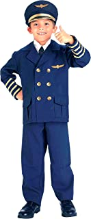 Forum Novelties Airline Pilot Children's Costume