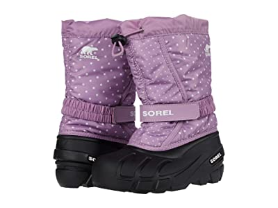 SOREL Kids Flurrytm Print (Little Kid/Big Kid) (Violet Haze) Girls Shoes