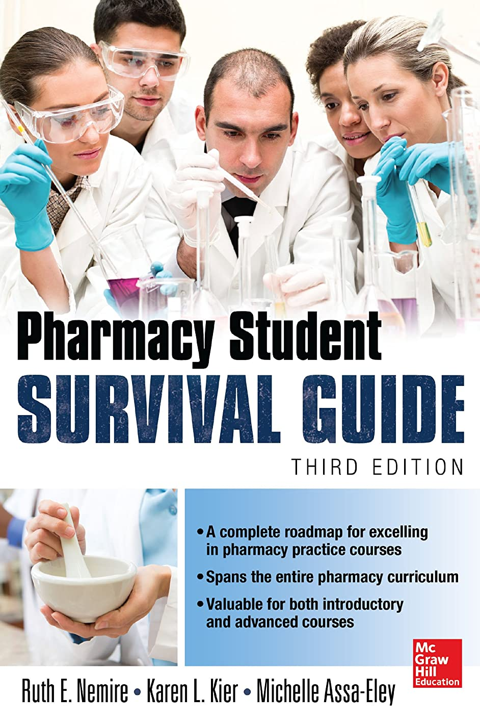 削減解決する気質Pharmacy Student Survival Guide, 3E (Nemire, Pharmacy Student Survival Guide) (English Edition)