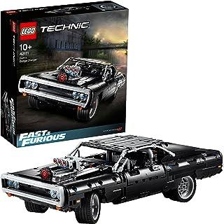 LEGO 42111 Technic Dodge Bilmodell, 39 x 16 x 11 cm, Färgglad