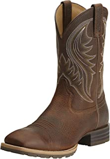 Men's Hybrid Rancher Western Cowboy Boot