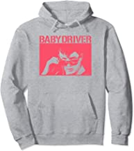 Baby Driver Sunglasses Hoodie