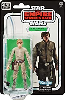 Star Wars The Black Series Luke Skywalker (Bespin) 6-inch Scale Star Wars: The Empire Strikes Back 40TH Anniversary Collectible Figure