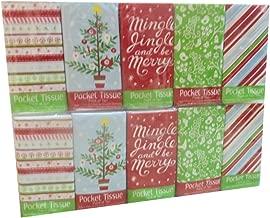 Best christmas pocket tissue Reviews