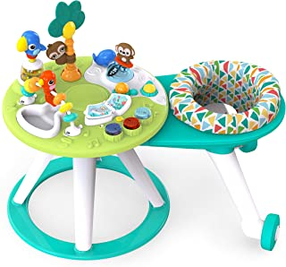 Bright Starts 2-in-1 Walk-Around Activity Center & Table, Pack of 1