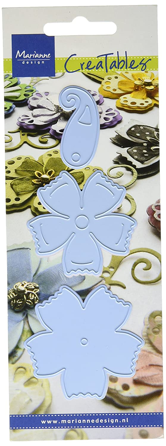 Marianne Design Creatables Die, Ribbon Flower 2