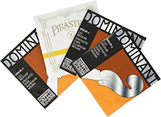 Jsi Special 4/4 Violin String Set Gold Label Ball-end