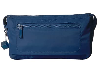 Hedgren Inter-City Asharum Waistbag RFID (Navy Peony) Handbags