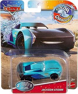 Pixar Disney Cars 1:55 Scale Color Changers Jackson Storm
