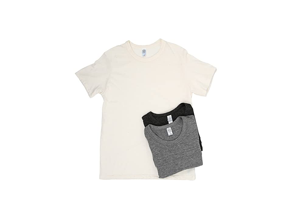 Alternative The Comfort Crew Bundle (Eco Ivory/Eco Grey/Eco Black) Men