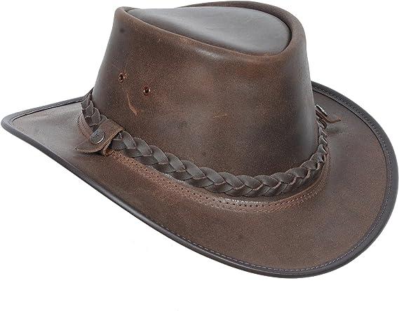 House Of Leather - Sombrero Cowboy - para Hombre