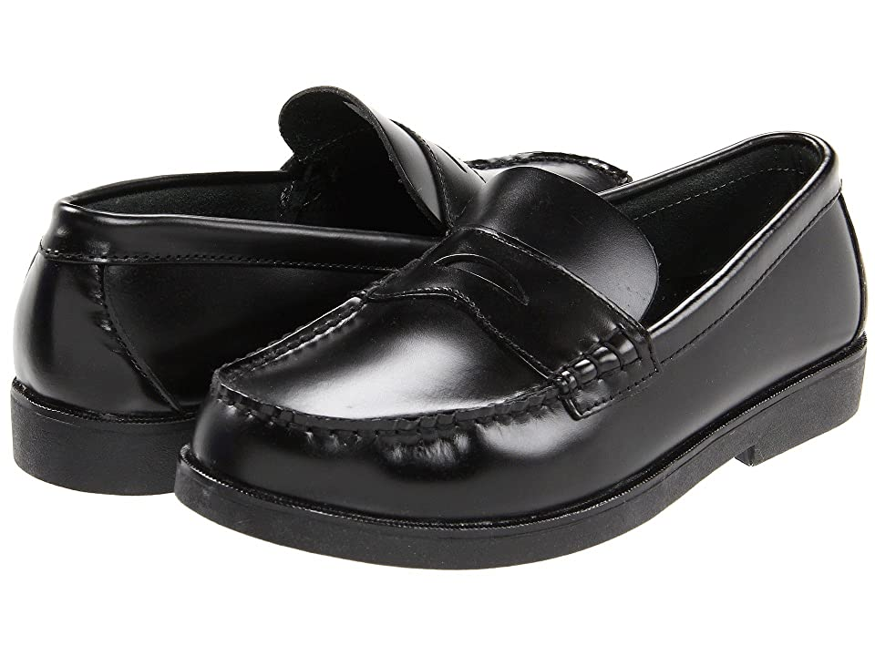 Sperry Kids Colton (Big Kid) (Black Brush Off) Boys Shoes