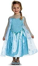 Elsa Toddler Classic Costume, Large (4-6x)