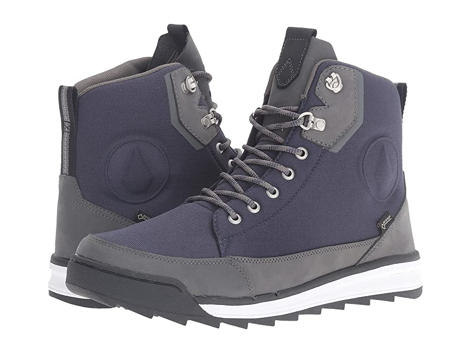 Volcom Roughington GTX Boot (Midnight Blue) Men