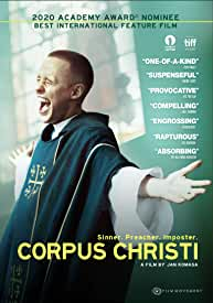 Academy Award nominated CORPUS CHRISTI arrives on Blu-ray, DVD, Digital June 23 from Film Movement