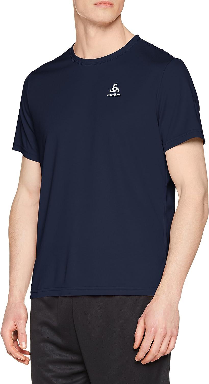 Odlo T Shirt S//S Crew Neck Cardada Homme