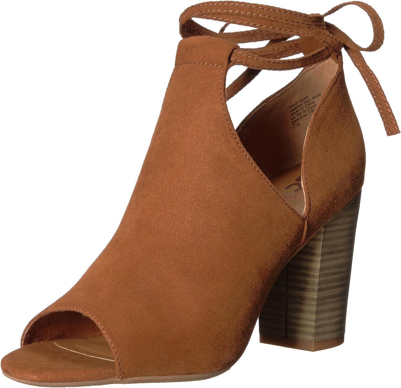 BC Footwear Womens Set Me Free Dress Sandal