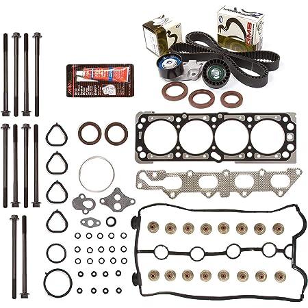 Amazon.com: Evergreen HSHBTBK8-10416E Head Gasket Set Timing Belt Kit  Compatible with/Replacement for 04-05 Chevrolet Aveo 1.6 VIN 6: Automotive | Chevrolet Timing Belt |  | Amazon.com