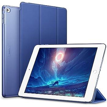 ESR Cover per iPad Air 2, Ultra Sottile e Leggere, Slim Smart Case Custodia Magnetico con la Funzione Auto Sleep per iPad Air 2 9.7 Pollici Uscito a 2014 (Modello A1566, A1567).(Blu)