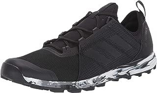 adidas outdoor Women's Terrex Speed Trail Running Shoe, Black/Black/Black, 12 D US