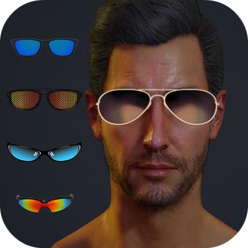 Sunglass Photo Maker : Man and Women