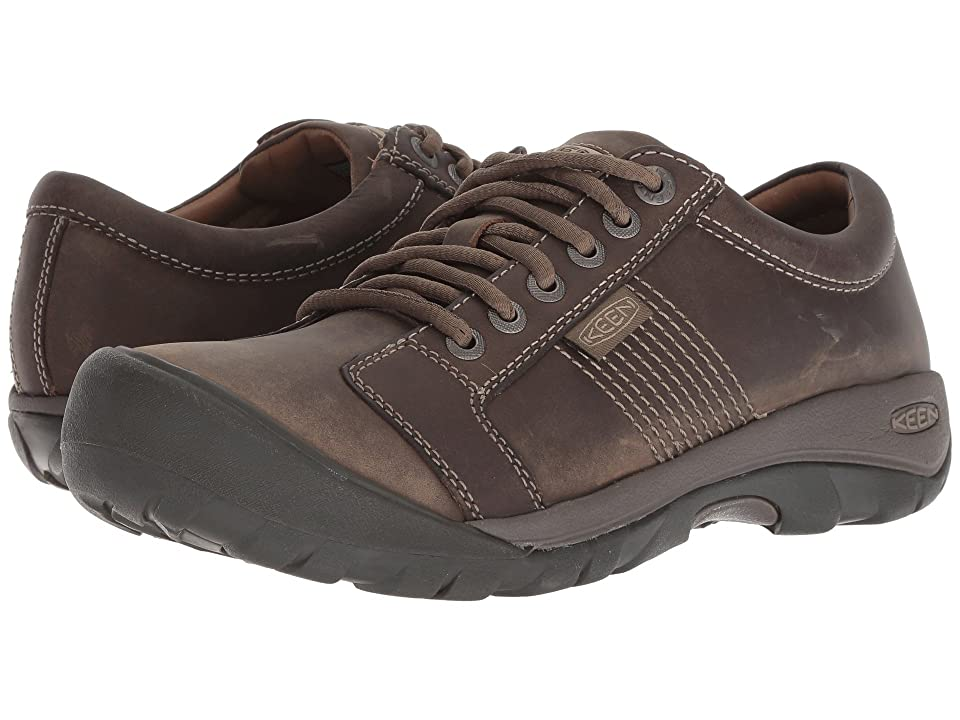 Keen Austin (Brindle/Bungee Cord) Men's Shoes